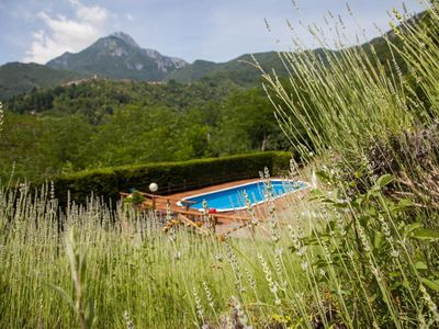 Photo for Holiday apartment Vergemoli for 4 - 5 persons with 1 bedroom - Holiday apartment in a farmhouse