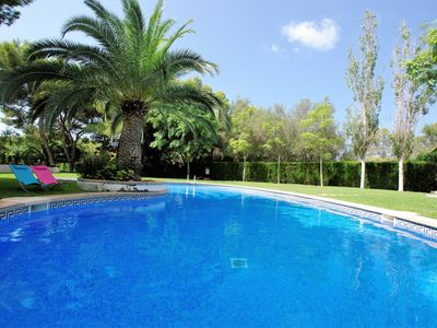 Photo for Mallorca South. Private terrace. Garden and pool shared. WiFi. Sat.TV