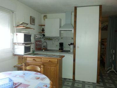 Photo for Beautiful apartment located at the entrance of Luz saint sauveur in the Haut-Pyrénées