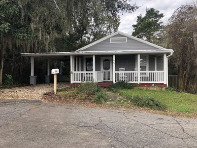 Renovated cottage in downtown Monticello, Close to Tallahassee!; Pet Friendly!