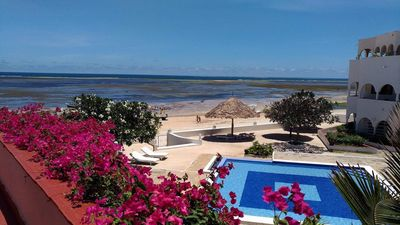 Photo for Charming beach Penthouse in Malindi, nice pool and private Housekeeping