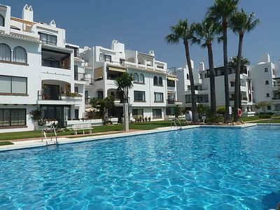 Photo for Apartment Vistas del Mar -Los Flamingos  in Mijas Costa, Costa del Sol - 5 persons, 2 bedrooms