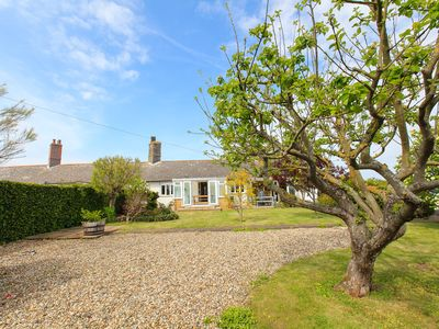 Photo for Light & Contemporary Coastal Comfort - Coastguard Cottage, Ramsgate, Pegwell Bay