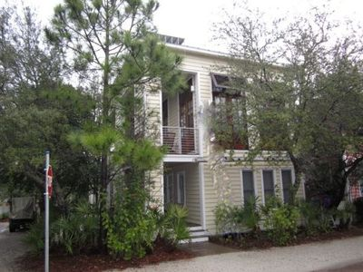 Photo for Right in Seaside!Across street from pool,2minute walk to beach-Modern and clean