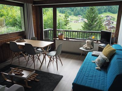Photo for Refurbished apartment with view +++ south and west