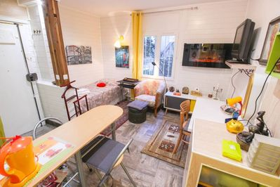 ❤️Studio 20m2- Rue Abbesses / Montmartre Paris 18. - 18 ...