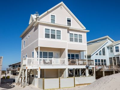 Photo for Fort Fun West Fort Morgan Gulf Front Vacation House Rental - Meyer Vacation Rentals
