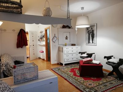 Photo for Apartment a few steps from the center of Fiumalbo and from the ski slopes