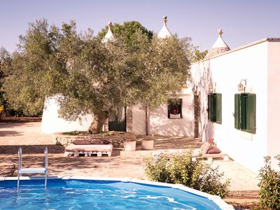 Photo for Perfect for family or romatic holidays, close to the town