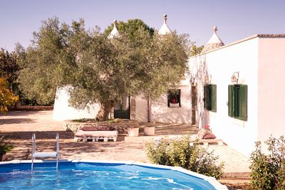 Trullo, pool and 8,000m2 of private grounds