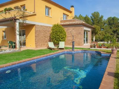 Photo for Club Villamar - Fantastic villa fully refurbished with brand new private swimming pool offers a g...