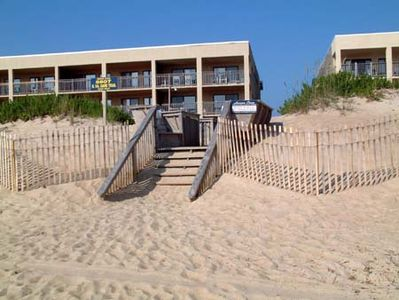 Photo for Oceanfront Condo - 3 bedrooms 3 full bathrooms sleeps up to 6 adults 2 children