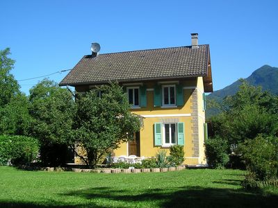 Photo for Character property close to Lake Annecy set amidst stunning mountain scenery.