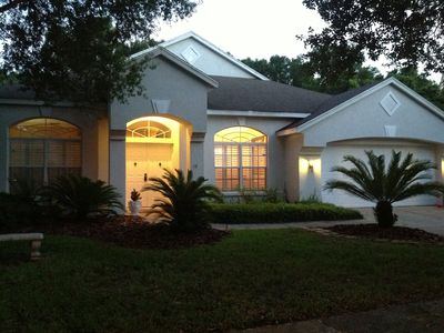 Photo for Tampa Palms Pool Home GOLF/BEACHES/DISNEY