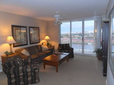 Photo for North Tower@BareFoot Resort w/ Amazing Amenities-End of Summer Specials