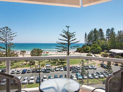 Photo for Kooringal unit 17 - Panoramic ocean views from this 5th floor apartment