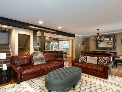 Photo for Fabulous Newly Remodeled Four Bedroom Townhome -- Walking Distance To Slopes