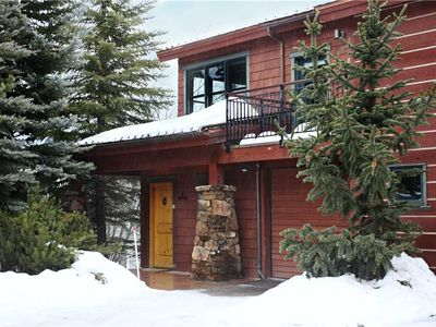 Photo for Moose Creek 1: Teton Village - Remarkable Townhome - Private Hot Tub & Great Views!