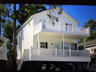 Photo for Great Family-Friendly Home in Ocean Lakes Family Campground.