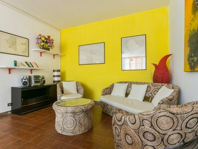 Photo for Apartment in the center of San Vero Milis 15 minutes from the beach of Putzu Idu