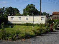 Large, comfortable mobile home, well equipped; ideal for relaxing stay in this location