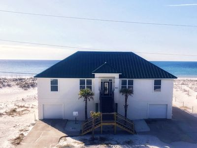 Photo for Brand New on Rental Market 4BR/3BA Direct Beach Front Sleeps 13 - New Decor!
