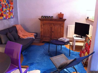 Photo for 2BR Cottage Vacation Rental in Alba-La-Romaine, Auvergne-Rhône-Alpes