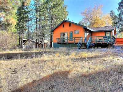Photo for ~Vista Pines~Rustic Family Home~Walk To Lake & Town~