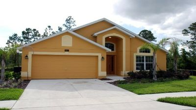 Photo for Disney On Budget - Watersong - Welcome To Contemporary 4 Beds 3 Baths Villa - 9 Miles To Disney