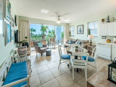Photo for Gulf Place Cabanas 311-30A ☀️Sep 22 to 24 $434 Total!☀️ Across fr Beach- 3 Pools