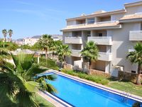 First class apartment and a nice part of Spain
