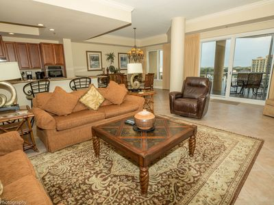 Photo for 502 A is a Fabulous 3 BR luxury condo with Boat Slip at Harbor Landing
