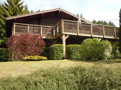 Photo for Chalet with large panoramic terrace classified furnished tourism
