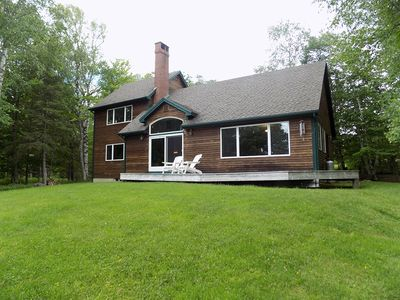 Photo for Beautiful new home with view of Rangeley Lake
