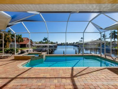 Photo for SE Cape Coral   Direct Gulf Access   Very desirable area off Palaco Grande Pkwy   Great for boating