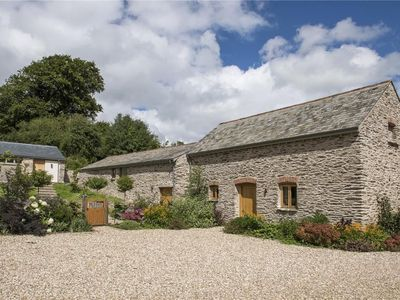 Photo for The Cowshed on the Brendon Hills, sleeps 2