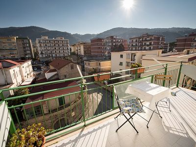 Photo for Casa Ricciolo: An elegant and welcoming apartment located in the center of Sorrento, with Free WI-FI.