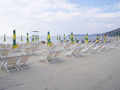 Photo for Vacation home L'Isola in Albenga - 3 persons, 1 bedrooms