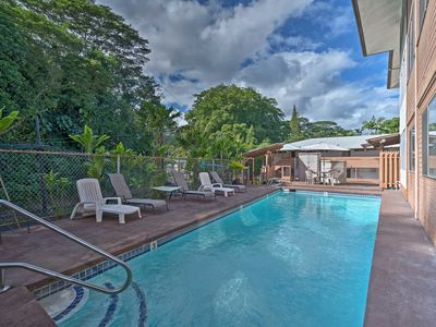 Photo for NEW! Hilo Apt w/ River View - Walk to Bay Landing!