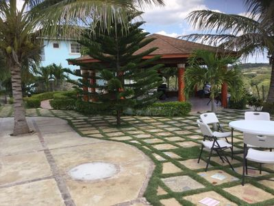 Photo for A beautiful Villa  just outside of Santiago De Los Caballeros Dominican Republic