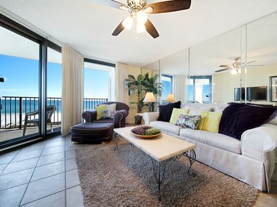 Photo for Book you Fall Getaway Today! Beautiful 2 BR GF w Oustanding Views - sleeps 8
