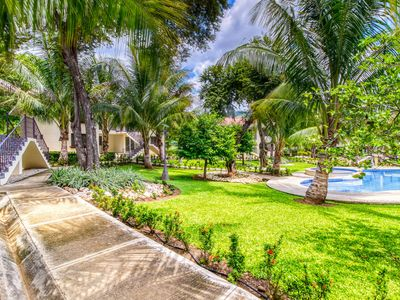 Photo for Wonderful oasis in Playas del Coco w/ pool and gardens - gated community!