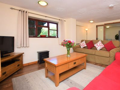 This delightful retreat offers a TV/DVD and Wii console for all the family to enjoy