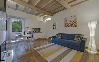 Photo for Pitti Flat - Florence Oltrarno area 1 bdr