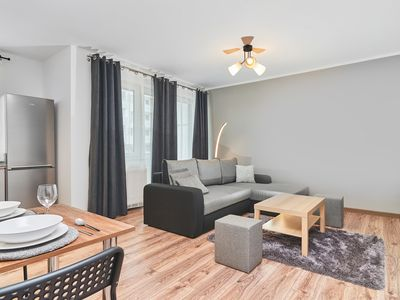Photo for 1BR Apartment Vacation Rental in Wroclaw
