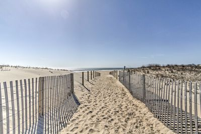 Experience Ocean City in this 2-bed, 2-bath vacation rental condo by the beach!