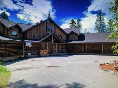 Photo for Big Cedar Lodge BigFork MT Near Flathead Lake - 20 Acres - 6 BD/ 7 BA Sleeps 16+