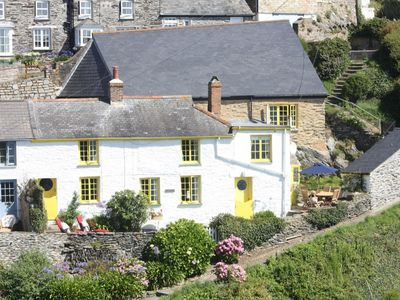 barn cornwall portloe treviskey little catering sc cottage holiday cottages self