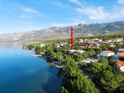 Photo for Apartment Rovanjska in Starigrad-Paklenica - 5 persons, 2 bedrooms