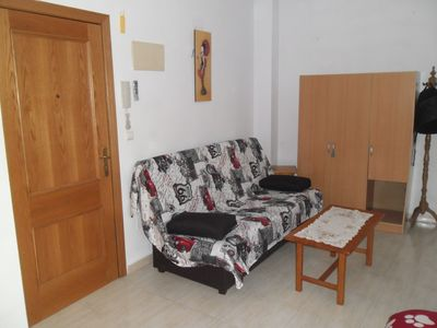 Photo for rent studio torrevieja town center, close to the sea
